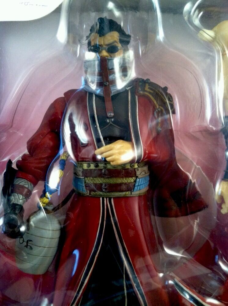 Final fantasycc X Play Arts azione cifra Bre  nuovo Sealed, No.3 Auron.  incredibili sconti
