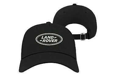 land rover range car auto embroidered unisex baseball cap hat baseball cap top ebay. Black Bedroom Furniture Sets. Home Design Ideas