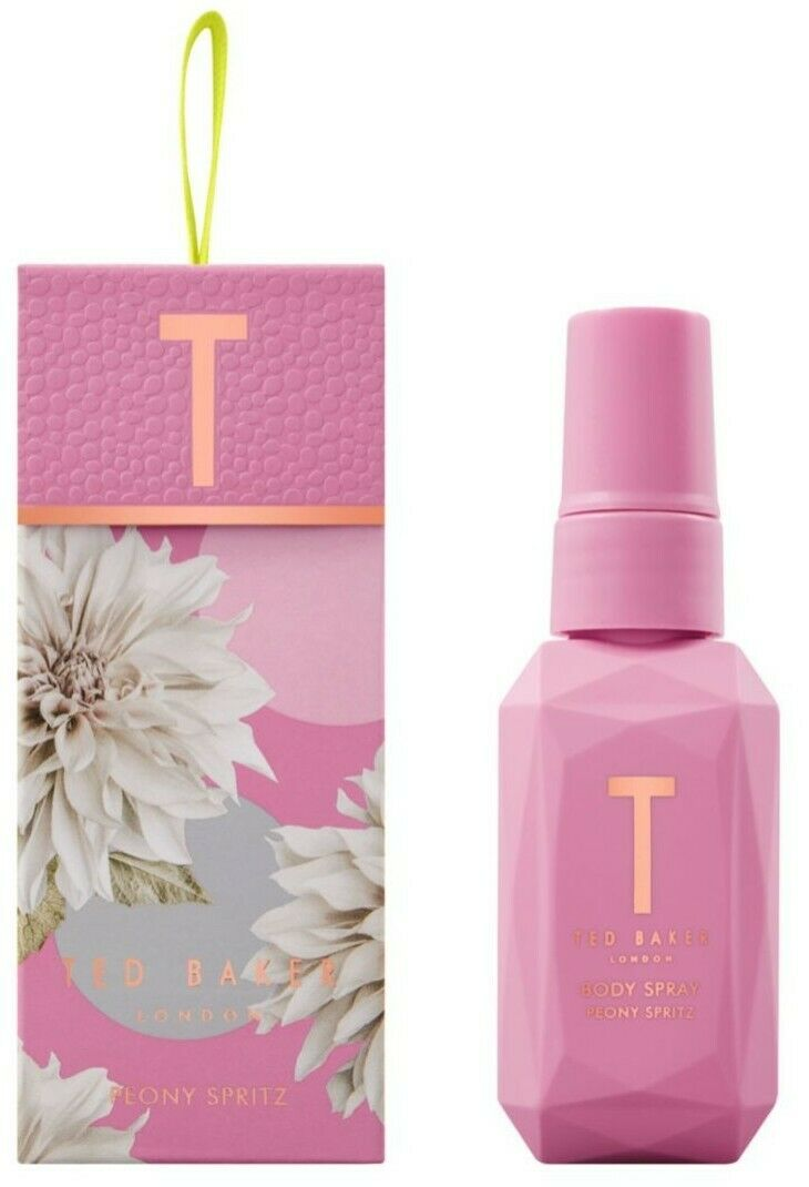 Ted Baker Little Bloom Gift Set For Women 4 X 50ml Products For Sale Online Ebay