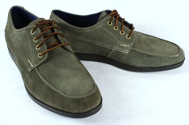 COLE HAAN AIR MASON Forset Suede 4 Eye Oxfords Casual shoes Mens 7 NEW IN BOX