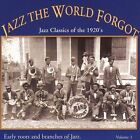 Jazz the World Forgot, Vol. 1: Jazz Classics of the 1920's by Various Artists (CD, Oct-1996, Yazoo)