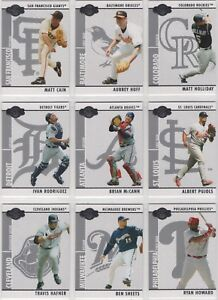 2008-Topps-Co-Signers-Baseball-Team-Sets-Pick-Your-Team