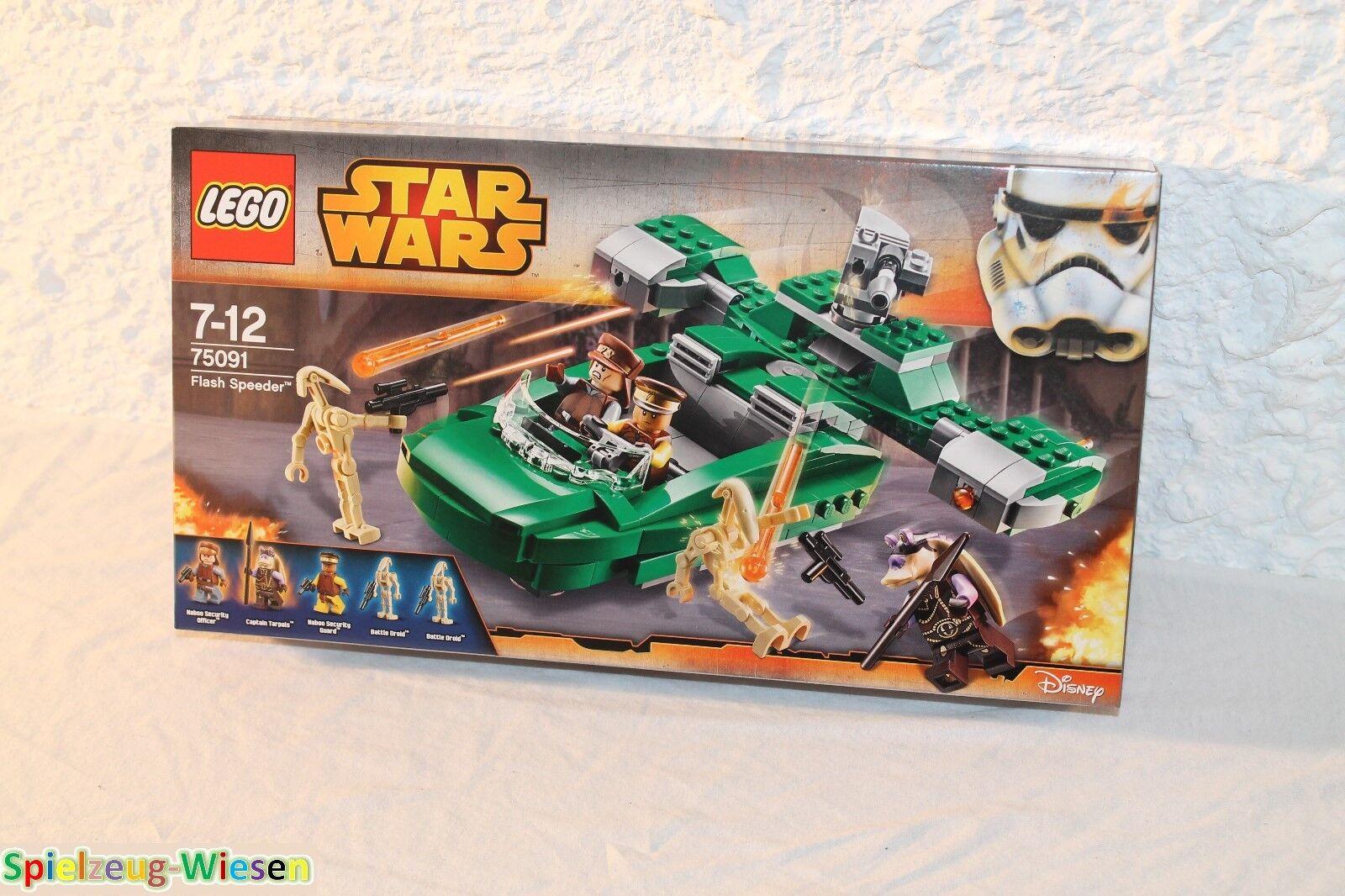 LEGO® STAR WARS™ 75091 75091 75091 Flash Speeder™ - NEU & OVP - 8e4a3c