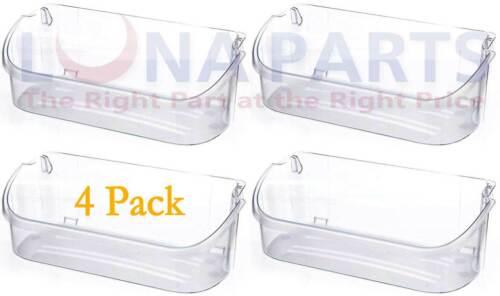 4 Pack Refrigerator Gallon Door Bin Shelf  240356402 AP2549958 PS430122