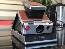 Polaroid SX-70 land camera testé fonctionne !