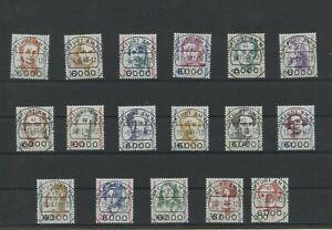 Germany-Berlin-All-Women-Mi-770-849-Postmarked-Used-Complete-Stamp-Frankfurt