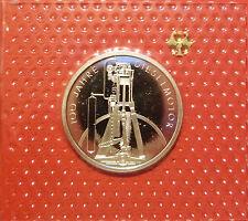 BRD 10 Deutsche Mark 1997 G Dieselmotor PP  15,5g  625er Silber