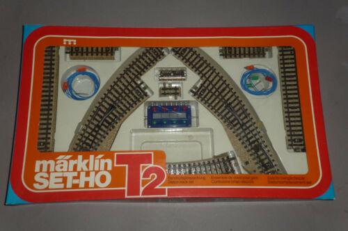 Märklin M-Binario Eustachio-Set t2 stazione binario confezione OVP 5193
