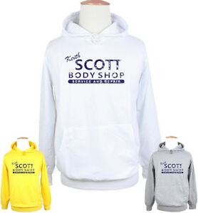 Keith Scott Body Shop One Service And Repair Sweatshirt Hoodie Tops For Boy Girl