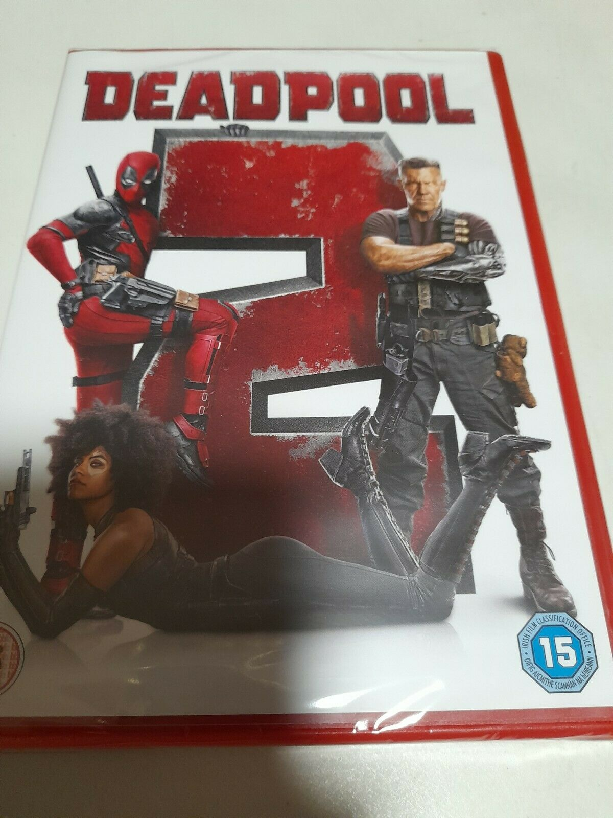Deadpool 2 Dvd 2018 For Sale Online Ebay