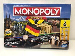 Monopoly-Alemania-Special-Edition-de-Hasbro-en-OVP-de-sociedad-brett