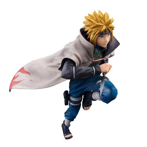 Naruto Shippuden - Minato Namikaze 1 8 PVC Figurine G. E. M.Megahouse
