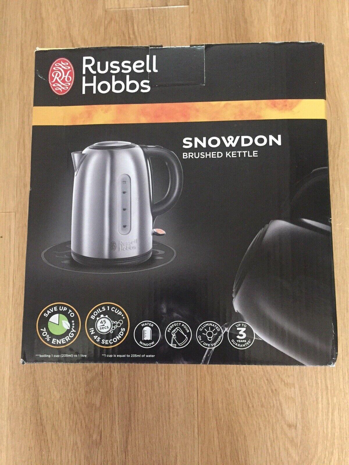 Russell Hobbs 20441 Snowdon Kettle 3000