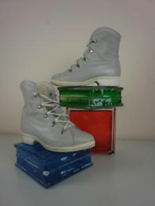 Zapatos especiales con descuento Knöchelschuhe DDR Schnürschuhe Winterschuhe Grau 80er True Vintage 80s boots