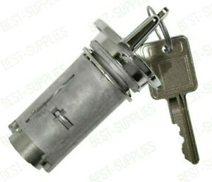 NEW Chrome Ignition Lock Cylinder Switch w/Keys / FOR LISTED GM CAR TRUCK & VAN
