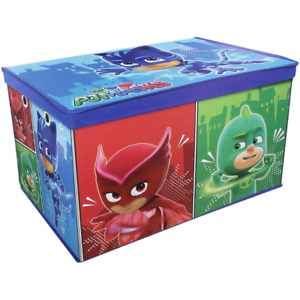 Superbe Image Is Loading PJ MASKS JUMBO TOY STORAGE BOX WITH LID