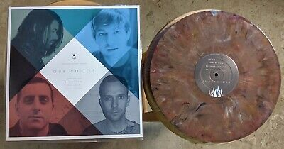 Our Voices Vinyl Vinnie Caruana Adam Lazarra Anthony