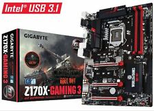 Gigabyte Z170X-Gaming 3 G1 CrossFireX Motherboard Intel Core LGA1151 ATX 2 waysli