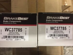 WC37778 Pair of BrakeBest Wheel Cylinders NEW Lot of 2