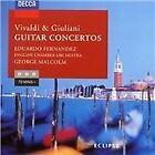 Guitar Concertos by Vivaldi & Giuliani [Australia] (1996)