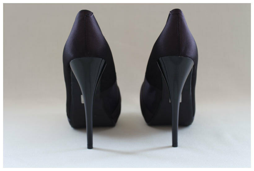 Pleaser Pumps Gr. 37     US7 Plateaupumps Day & Night Gorgeous 28 ( 2083) 2fed76