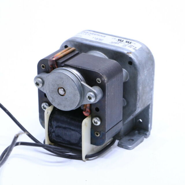 REX ENGINEERING E9571256.01 CLASS B AC MOTOR 115V 60Hz