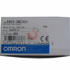 Brand New In Box Omron E6c3cwz3eh E6c3 Cwz3eh 3600pr Rotary Encoder