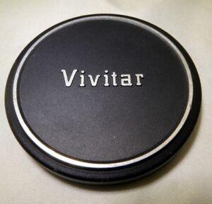 Vivitar-52mm-Lens-Front-Cap-Slip-on-type-Metal-Free-Shipping-USA