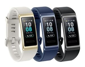 Huawei Band 3 Pro Fitness Tracker Schlaf Tracker Bluetooth GPS Herzfrequenz