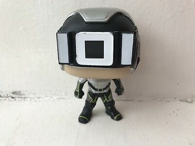 Gut Ausgebildete Funko Pop Vinyl #503 Sixer Ready Player One Figure Unboxed Movies Mild And Mellow Action- & Spielfiguren