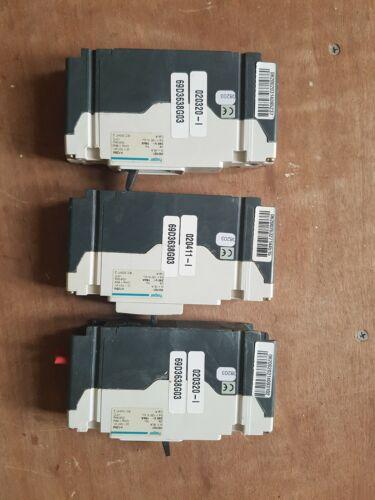 información se proporciona en las fotos usado Hager H125d Hd101240v 16kA buen ESTADO!
