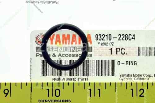 Yamaha 93210-228C4-00 O-RING
