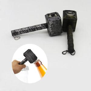 Thor-Hammer-Bottle-Opener-ABS-Metal-Beer-Opener-Wine-Corkscrew-Beverage-Wrench