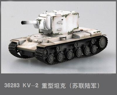 1//72 WWII KV-2 TANK HEAVY TANK RUSSIAN ICE ARMY TANK Battlefield1 men of war
