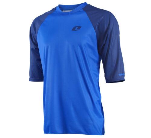 ONE INDUSTRIES ATOM 3//4 SLEEVE RAGLAN MTB BIKE JERSEY cycle trail shirt top