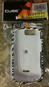 New-Samsung-Moment-900-Zebra-striped-Cell-phone-case