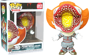 Pennywise-Deadlights-Funko-Pop-Vinyl-New-in-Mint-Box-Protector