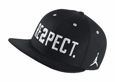 Nike Air Jordan Re2pect Hat Cap Snapback Derek Jeter Yankees Respect ... 45e54ffc30eb
