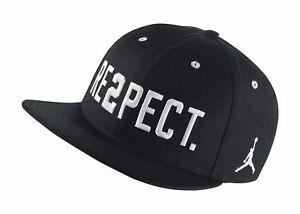 Buy Nike Jordan Derek Jeter Re2pect Respect Retirement Snapback Hat ... e03fba78db1