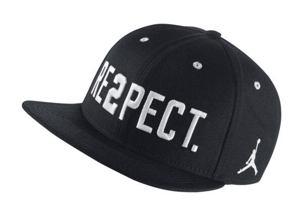 0d84ce1c4ae8 Nike Jordan Derek Jeter Re2pect Respect Retirement Snapback Hat Cap for  sale online