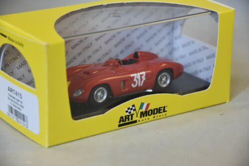 ART MODEL 415 Ferrari 500 TR #317 Tour de Sicile 1956  1//43