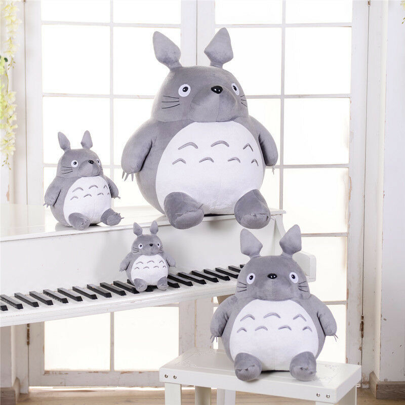 Gree Anime My Neighbor Totoro Plush bambola  Soft Stuffed giocattolo Gift  offerta speciale