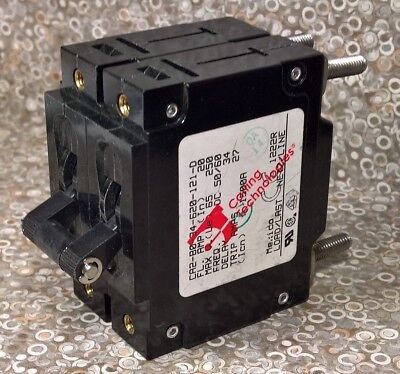 Carling Technologies 25A 2 POLE MAGNETIC HYDRAULIC CIRCUIT BREAKER