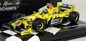 Minichamps-1-43-Scale-430-980009-Jordan-Mugen-Honda-198-D-Hill-Diecast-F1-Car