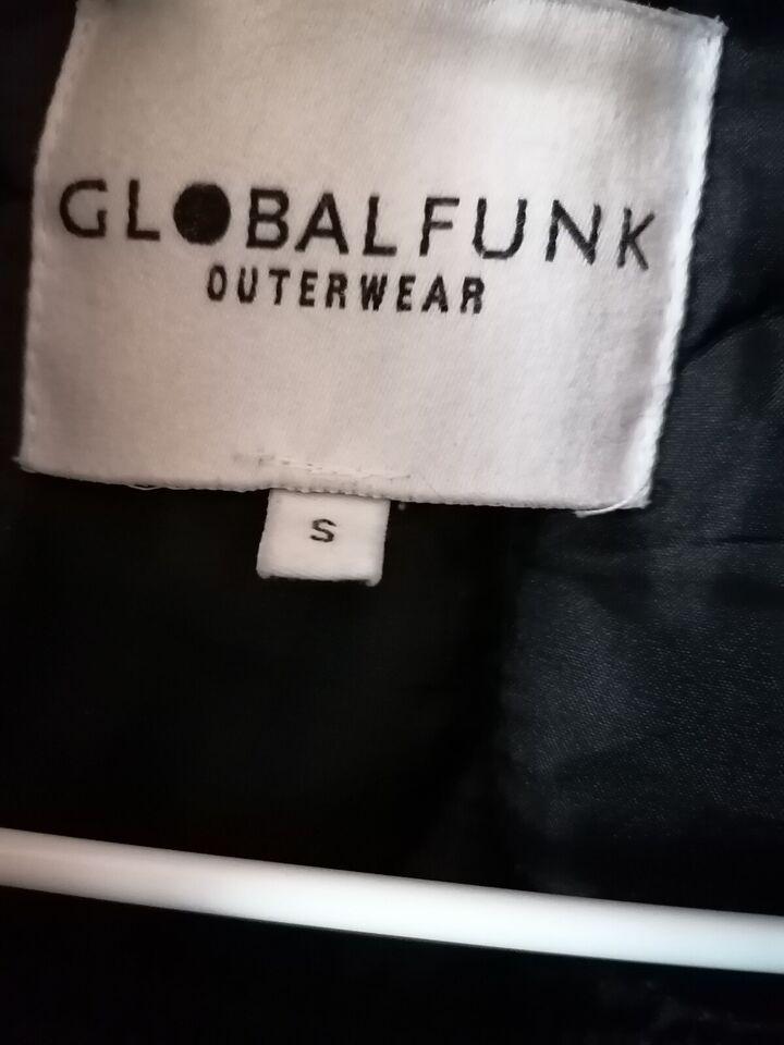 Jakke, str. 36, Global funk