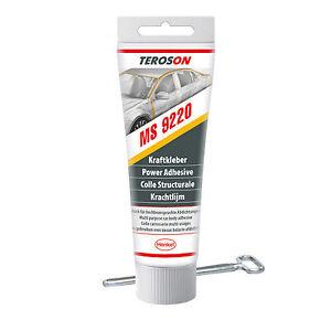 Teroson MS 9220 (TEROSTAT 9220) 80 ml Tube Force Colle IDH 2032695 de Henkel