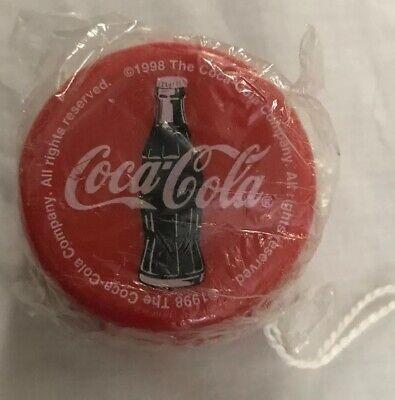 Coca-Cola  YoYo Shaped Like a Bottle Cap