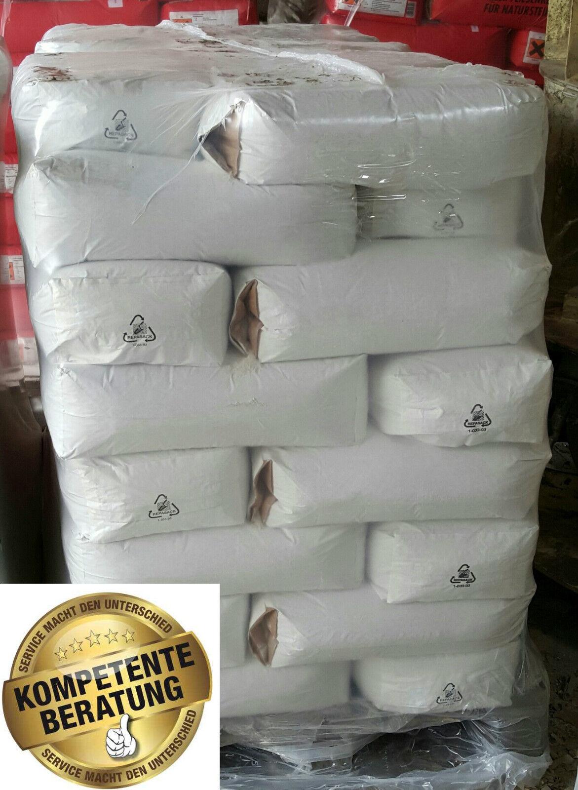 Armierungskleber Armierungsspachtel  Kleber faserarmiert Styropor weiss 1200 kg