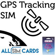 *20p*  2G Sim Card for GPS Tracking Device Tracker GSM Car Pet Child Personal O2