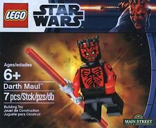 LEGO Star Wars 5000062 Darth Maul Promo Polybag New